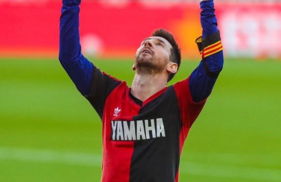 Messi es el mejor jugador de la década según la IFFHS