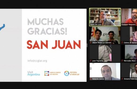Prestadores y referentes del sector participaron del taller sobre turismo LGBT