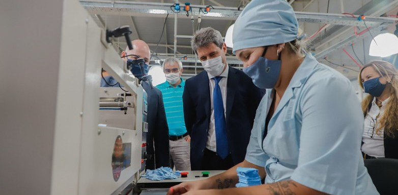 Empresa textil de renombre internacional aumentará su matriz productiva en San Juan