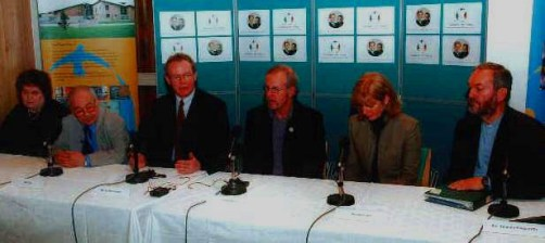 WBM and a reconcilliation press conference
