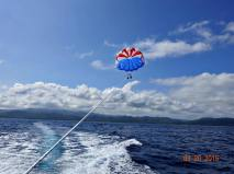 4 Parasailing with Bestie 1