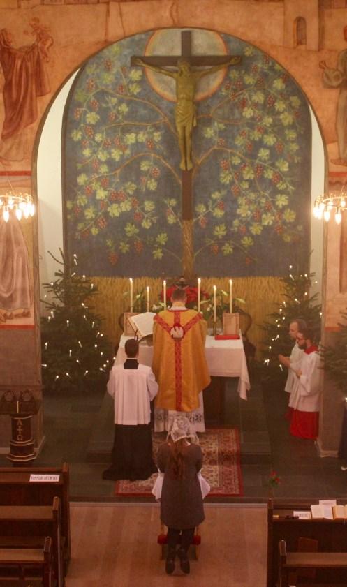 Præstens kommunion