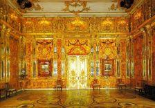 Amber room, Catherine Palace, St. Petersburg 3