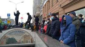 În zeci de oraşe din Federația Rusă au loc acțiuni de protest pentru libertate şi împotriva arestării ilegale a lui Alexei Navalny 4