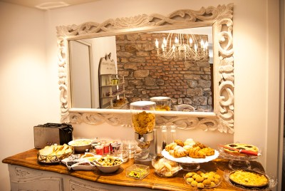 our breakfasts bed and breakfast in bergamo alta san lorenzo b&b città alta high town