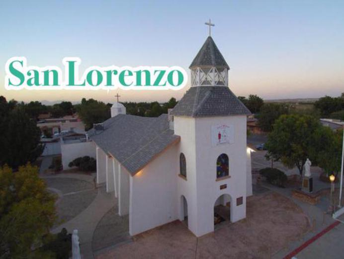 San Lorenzo Church Clint Tx