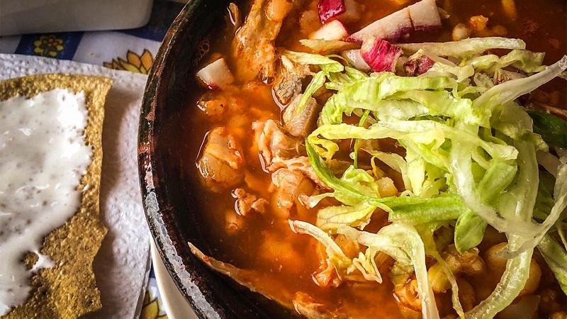Pozole, de los platillos de la comida mexicana considerado el más saludable: FEN- UASLP