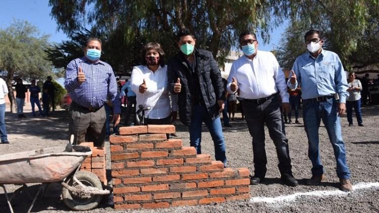 Ayuntamiento de Soledad, amplía horizontes de desarrollo en la comunidad de Cándido Navarro