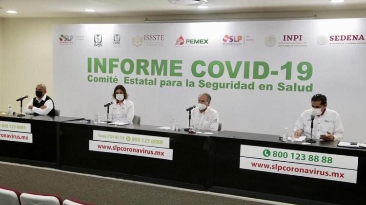 Se sumaron 133 contagios de COVID-19 y 14 defunciones en el estado, en las últimas 24 horas
