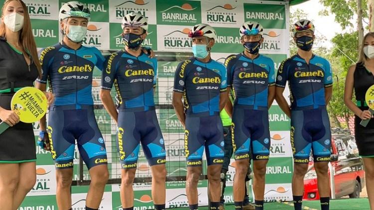 Santiago Ordoñez de CANEL´S-ZEROUNO el mejor colocado en Etapa 1 de 60 Vuelta a Guatemala 2020