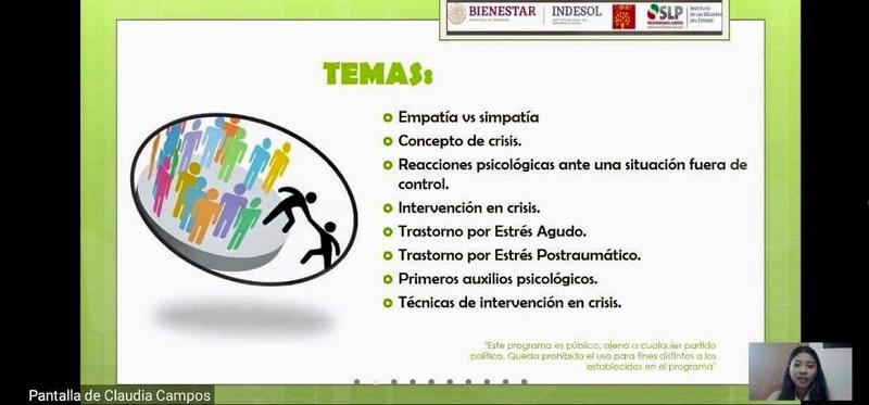 Capacita IMES a personal de prevención y reinserción social en materia de violencia de género