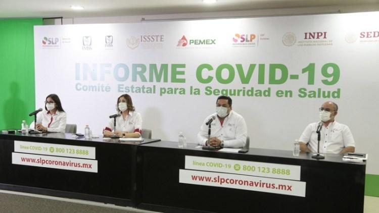 SLP podría volver al confinamiento, ante aumento de casos de Covid-19: SS
