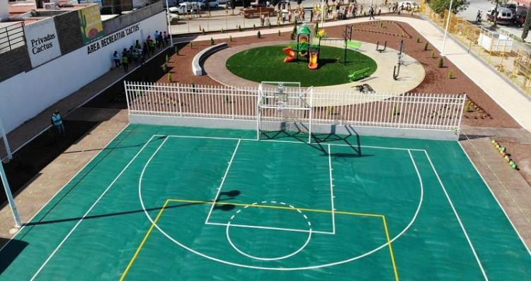 Ayuntamiento de Soledad suspende actividades, en áreas recreativas y unidades deportivas