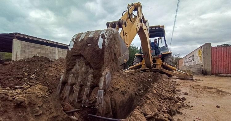 Ayuntamiento de Villa de Reyes lleva a cabo ampliación de agua potable en más comunidades