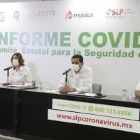 Segundo día con aumento de casos de Covid-19