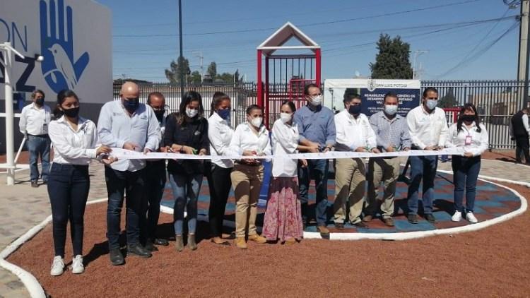 Entregan obras de infraestructura de Unidades Deportivas y Centros de Desarrollo Comunitario
