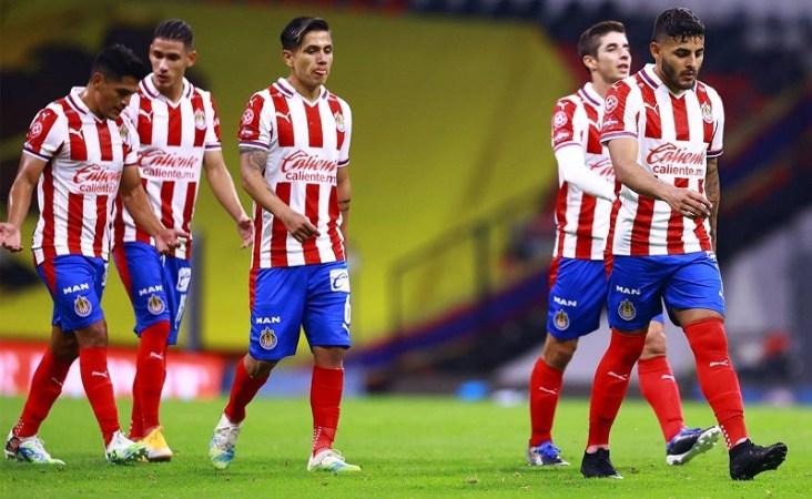 Futbolistas acusados no volverán a jugar en Chivas.