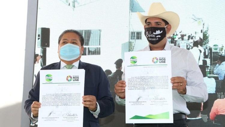 Ayuntamiento de Soledad comparte experiencias de desarrollo con su similar de Cadereyta, Nuevo León