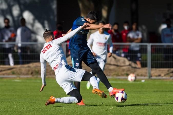 Atlético de San Luis ganó 5 a 2 a Chivas, en su tercer partido de pretemporada