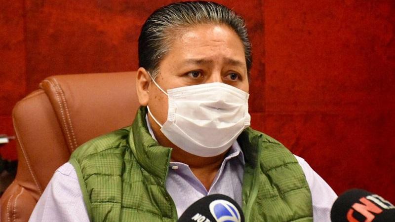 Alcalde de Soledad, Gilberto Hernández Villafuerte, no se distrae y redobla el trabajo en su administración.