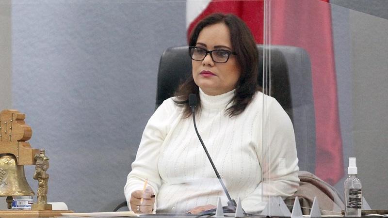 Sanciones a quienes hayan incurrido en observaciones o actos de corrupción en el servicio público: dip. Vianey Montes Colunga