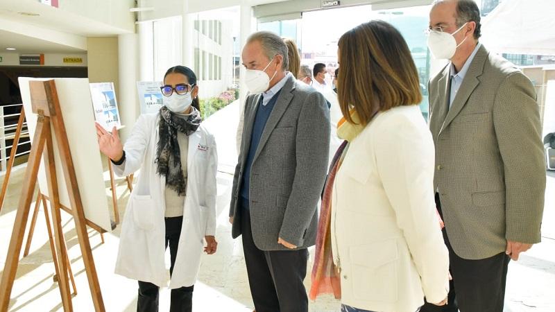 JM Carreras y LVR entregan ampliación en Hospital del Niño y la Mujer