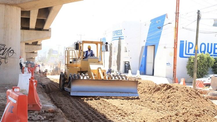 Cerrará la administración municipal capitalina, con 510 obras e inversión de 1,500 mdp
