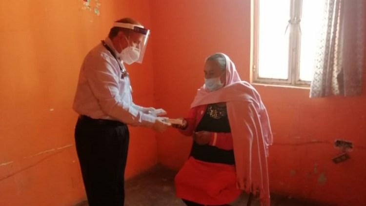 Apoyo a familias en Villa de Reyes, con consultas médicas y medicamentos gratuitos