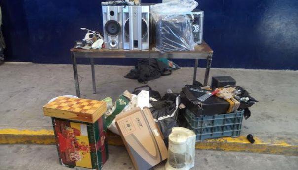 Policías Municipales frustraron Atraco Domiciliario