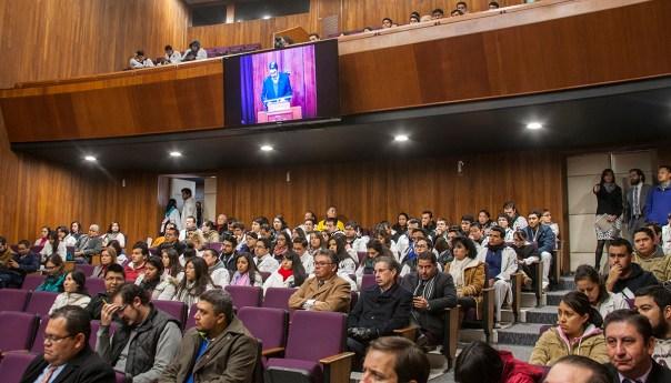Facultad de Medicina e Ingeniería de la UASLP organizan 3er Foro Interinstitucional de Médicos Residentes