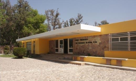 La Secretaría de Salud de Gobierno del Estado, cuenta con la Red Estatal de Atención Psiquiátrica