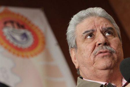 Carlos Aceves Nuevo Líder Nacional de la CTM