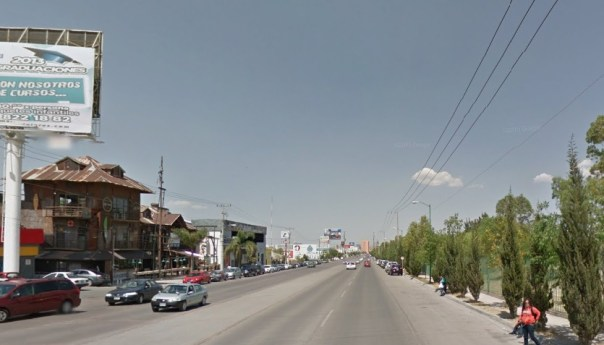 Tras desgracia del sábado: Reducen a 50 Km/h el limite en Av.Chapultepec