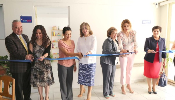 Inauguró Lorena Valle Rodríguez Centro de Autismo