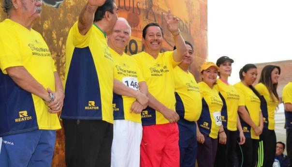 Supera Expectativas y Participación el Medio Maratón Municipal de la Cantera