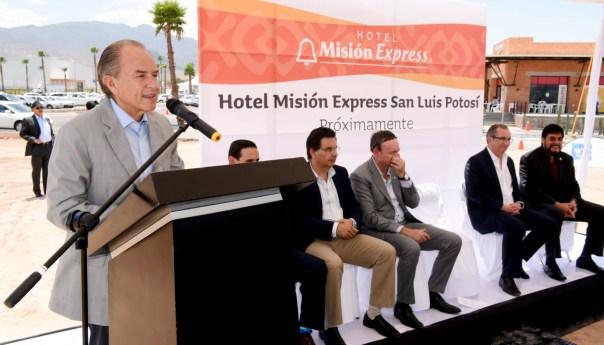 Anuncia JM Carreras más de Mil 140 MDP para Proyectos Turísticos