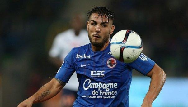 Se frustra el sueño galo de Tigres: El SM Caen rechaza la oferta de los regios por Andy Delort
