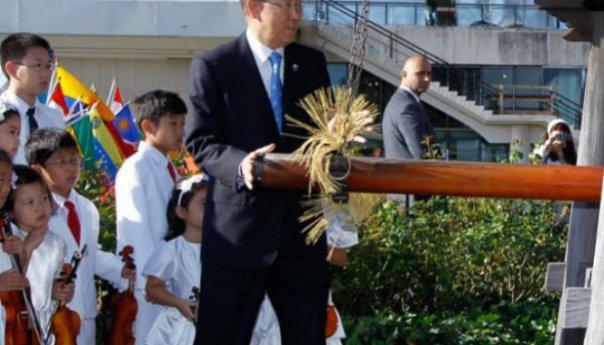 Hoy 21 de septiembre se celebra el Día Internacional de la Paz