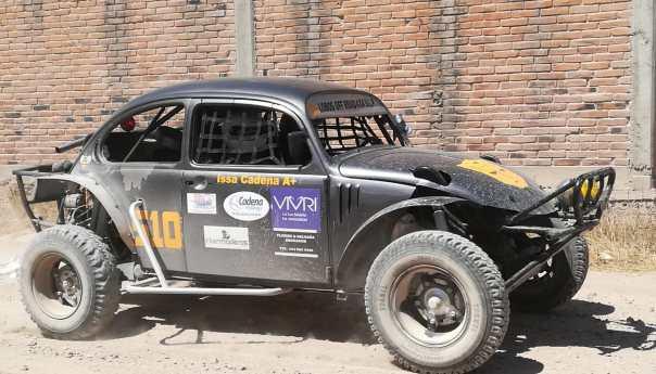 """Un éxito la tradicional """"Calentona"""" de off road en Rancho Nuevo"""