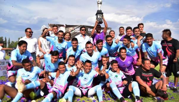 Armadillos FC se proclamó Campeón de la Copa Soledad 2019