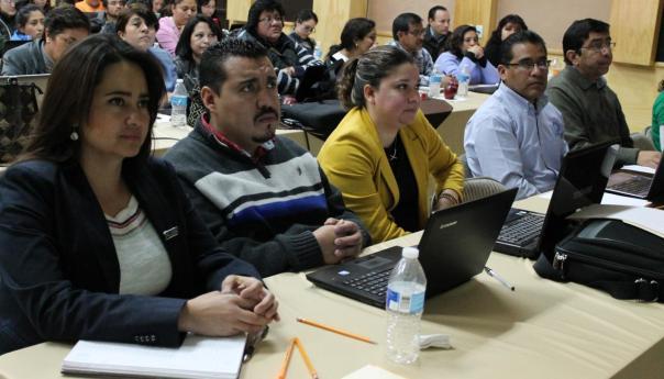 En zona media, continúa CEFIM con capacitación de municipios