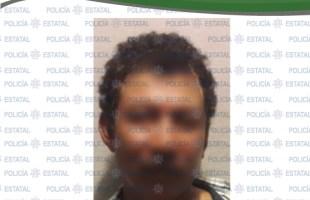 Un hombre fue detenido por el delito de violencia familiar