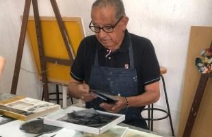 Gilberto Vázquez habla sobre su obra en Sábados con el experto