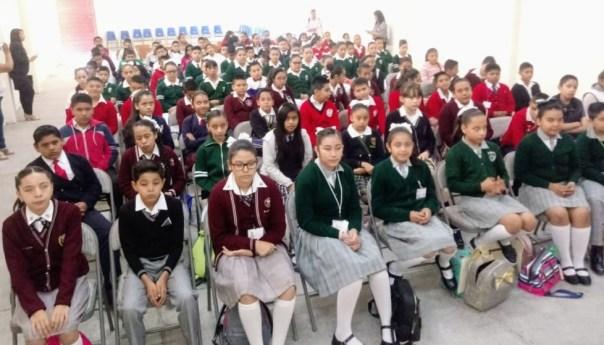 Abanderarán a alumnas y alumnos potosinos de la ruta de independencia