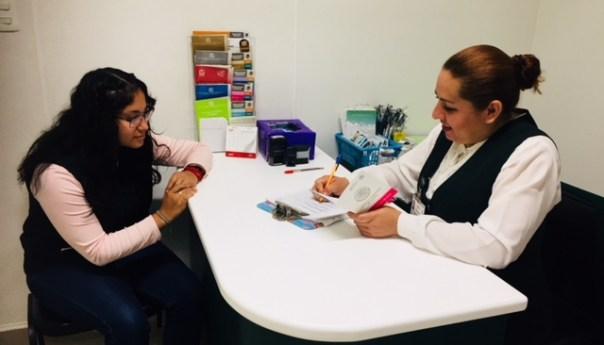 IMSS invita a las mujeres a realizarse periódicamente prueba de papanicolao