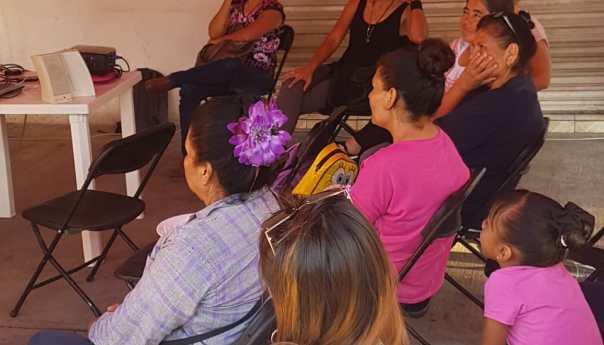 La Secretaría de Cultura participa en pláticas de prevención de la Violencia de Género