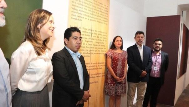 """Inicia exposición pictórica de roberto donís """"evocación y pensamiento"""""""