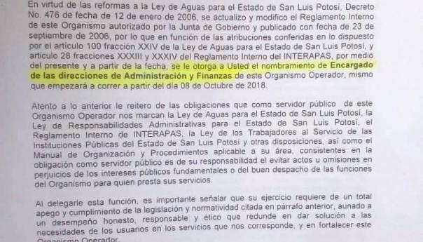 Impera corrupción en el INTERAPAS, denuncia abogado, Juan José Frías Aguilera