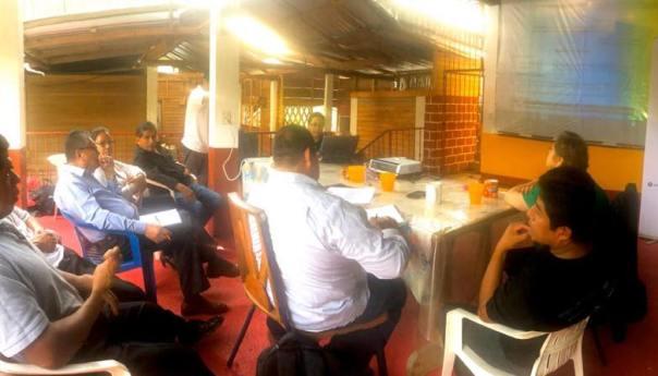 El INALI coordina la segunda reunión para la normalización de la escritura mazateca