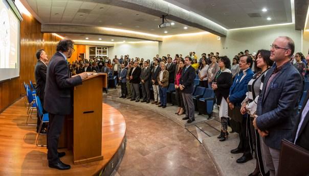 UASLP celebra 5ta. Semana Académica y 7° aniversario de la Ciacyt
